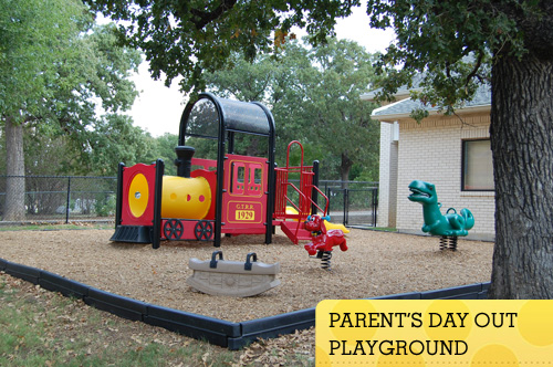Parents Day Out Playground